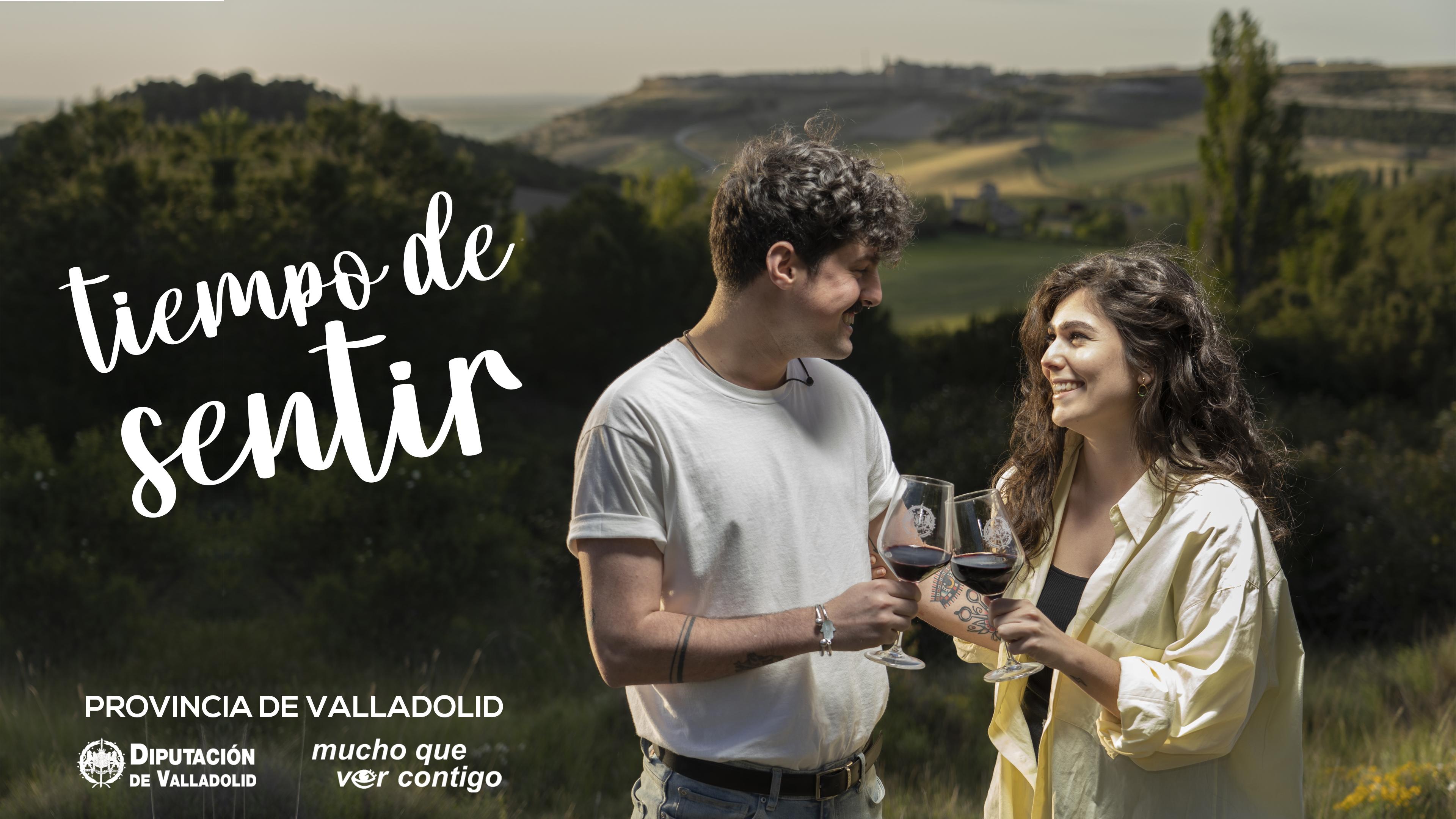 Tren del Vino y el Tren del Canal - Detalle noticia - Diputación de Valladolid
